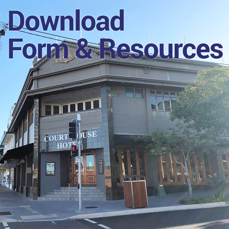 Download form & resources